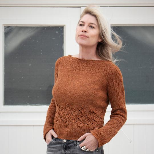 Calla sweater