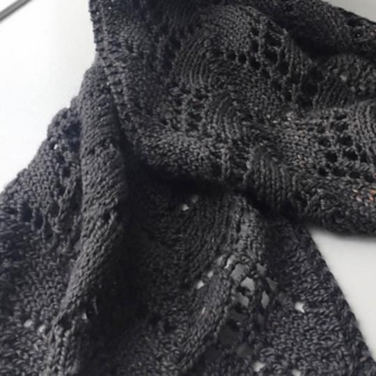 Lace Halstørklæde