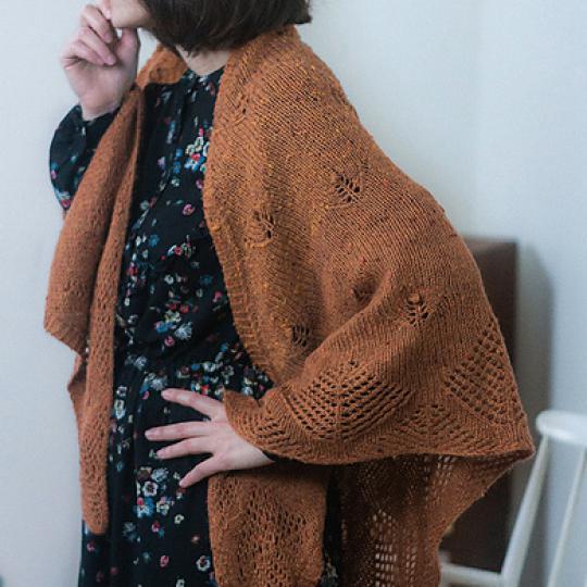 Nell shawl