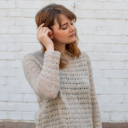 Pura Sweater