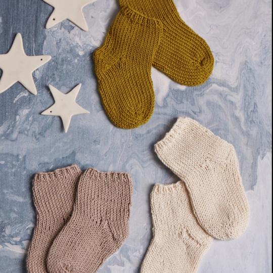 EK12 Baby Socks