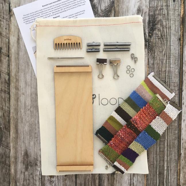 Purl & Loop Bracelet loom starter kit