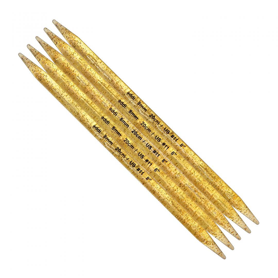 Addi Double Pointed Needles Plastic 401-7