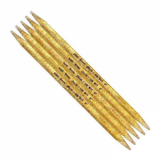 Addi Double Pointed Needles Plastic 401-7 7mm