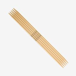 Addi Double Pointed Needles Bamboo 501-7 4mm_20cm