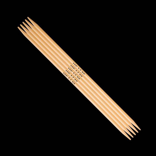 Addi Double Pointed Needles Bamboo 501-7 2mm_15cm