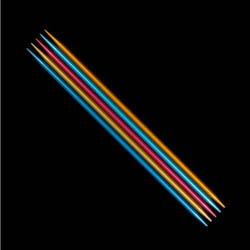 Addi Colibri Sock Needles double point 204-7 6mm_15cm