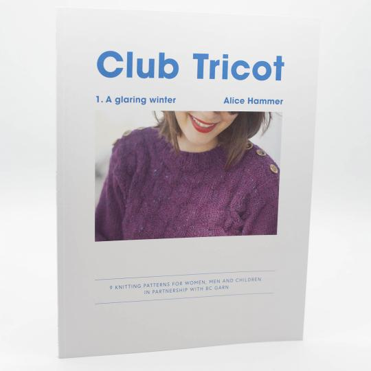div. Buchverlage Alice Hammer: Club Tricot 1