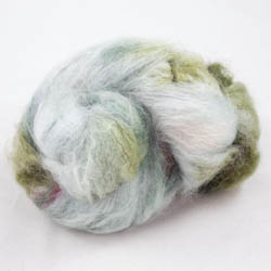Cowgirl Blues Fluffy Mohair Farbverlauf Signs of Spring
