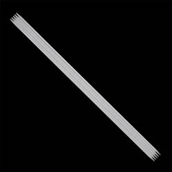 Addi 150-7 ADDI Stahl-Strumpfstricknadeln 2mm 20cm / 2mm