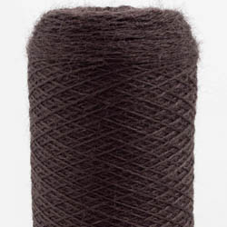 Kremke Soul Wool Merino Cobweb Lace Chestnut