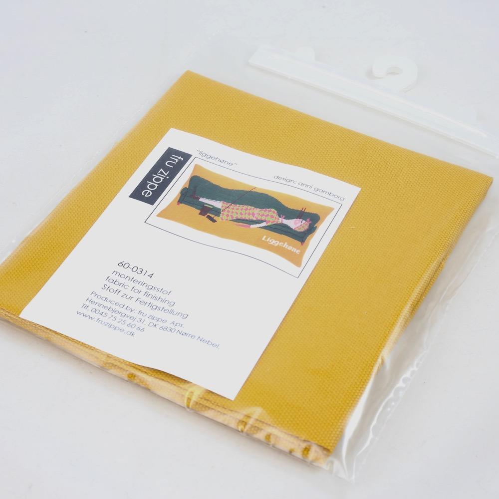 Fru Zippe Rückseite für Liegehenne Kissen 74 0314
