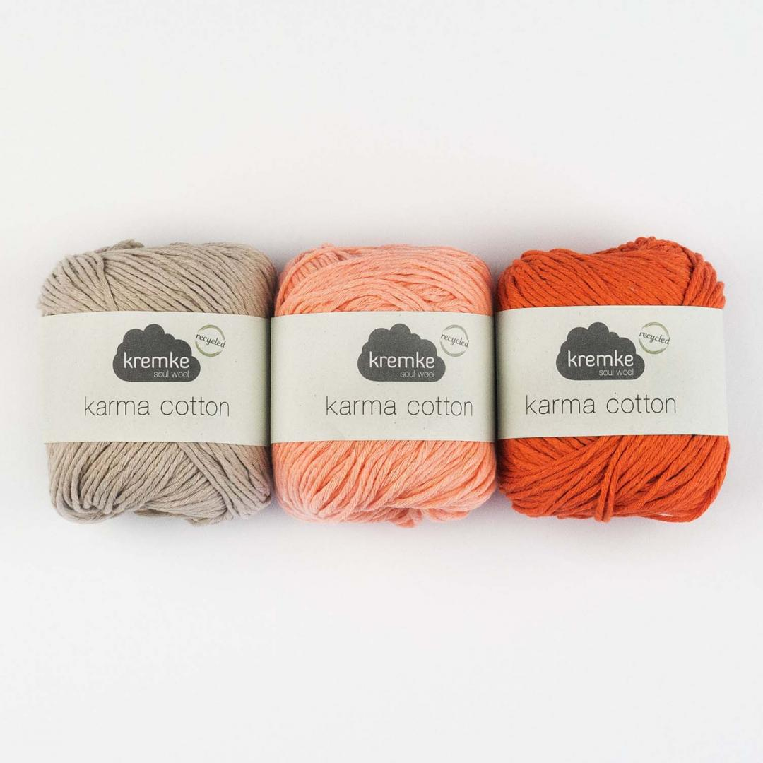 Kremke Soul Wool Karma Cotton recycled