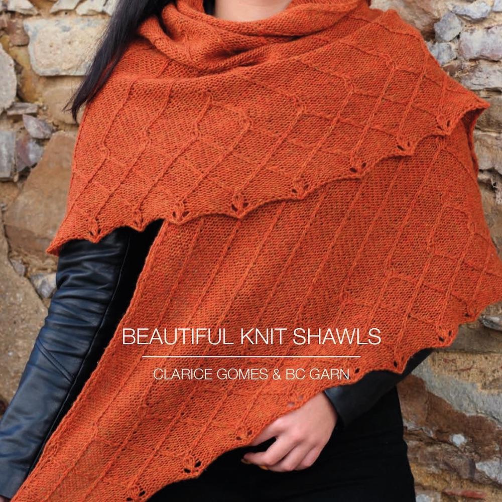 div. Buchverlage Lookbook Beautiful Knit Shawls