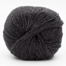Kremke Soul Wool Eco Cashmere Fingering 25g Anthrazit