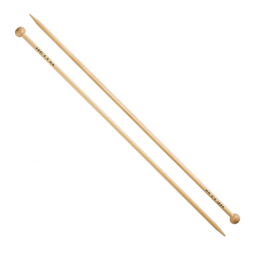 Addi Bambus-Jackenstricknadeln 500-7