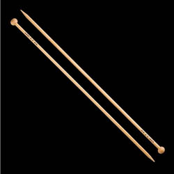 Addi Bamboo - Jacket Knitting Needles 500-7 35cm 3,25mm