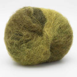 Kremke Soul Wool Baby Silk Lace Grün