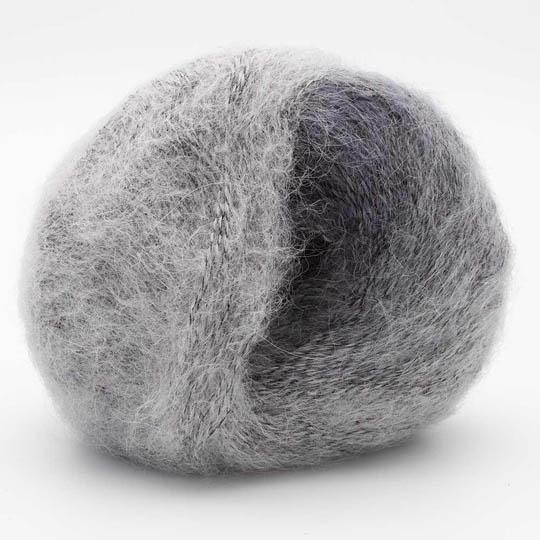 Kremke Soul Wool Baby Silk Lace  Silber