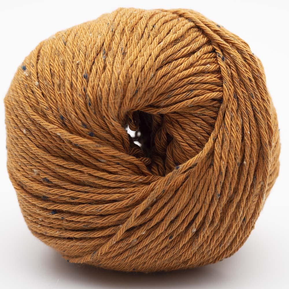Erika Knight Gossypium Cotton TWEED Orange