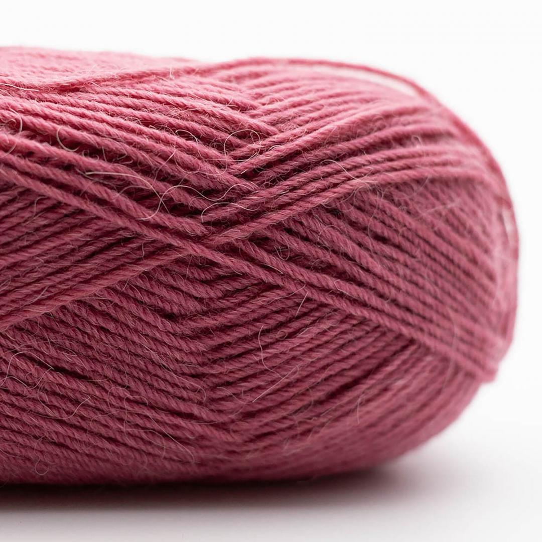 Kremke Soul Wool Edelweiss Alpaka 4-fach 25g Altrosa