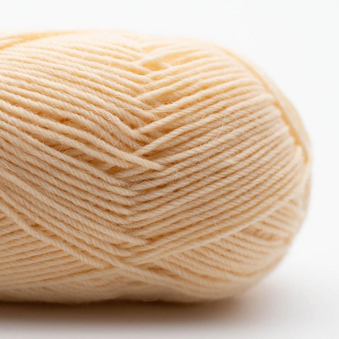 Kremke Soul Wool Edelweiss Alpaka 4-fach 25g Hellgelb
