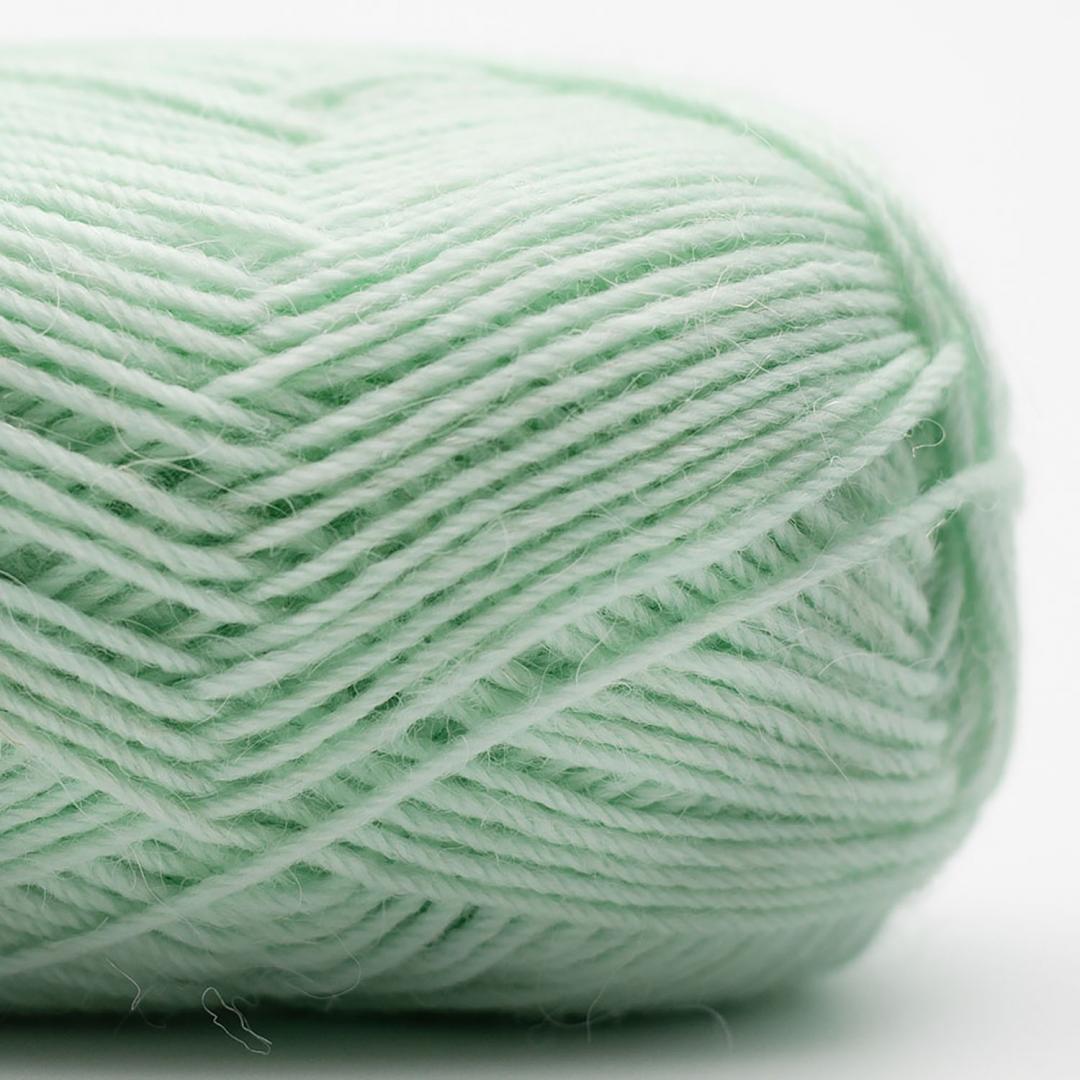 Kremke Soul Wool Edelweiss Alpaka 4-fach 25g Helltürkis