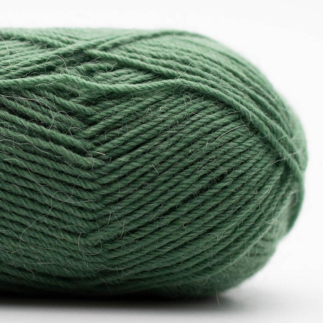 Kremke Soul Wool Edelweiss Alpaka 4-fach 25g Seegras