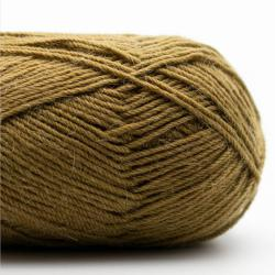 Kremke Soul Wool Edelweiss Alpaka 4-fach 25g Olivenpaste