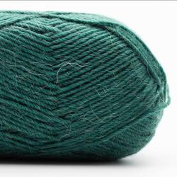 Kremke Soul Wool Edelweiss Alpaka 4-fach 25g Dunkelgrün