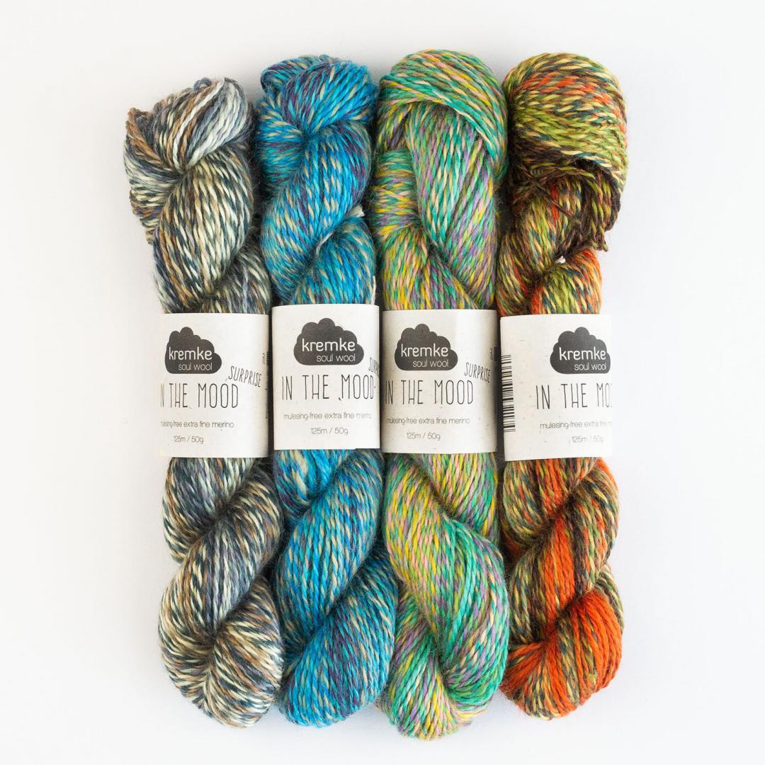 Kremke Soul Wool In the Mood surprise  Tranquility