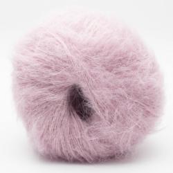 Kremke Soul Wool Baby Silk Fluffy solid Old Rose