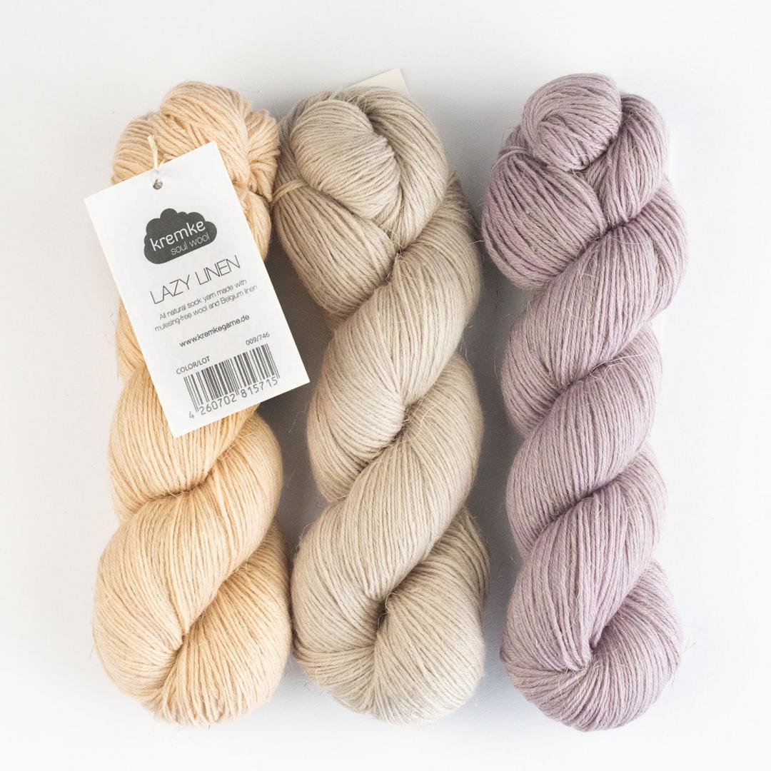 Kremke Soul Wool Lazy Linen