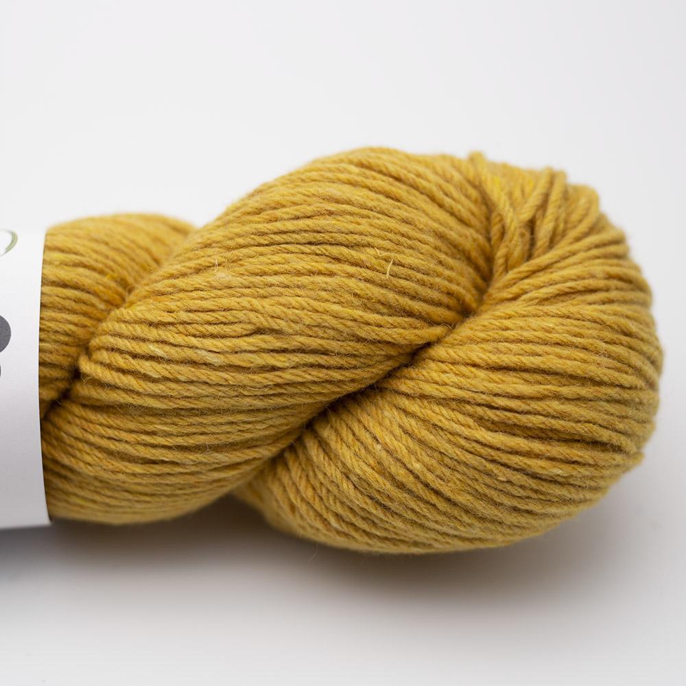 Kremke Soul Wool Reborn Wool recycled Golden Yellow