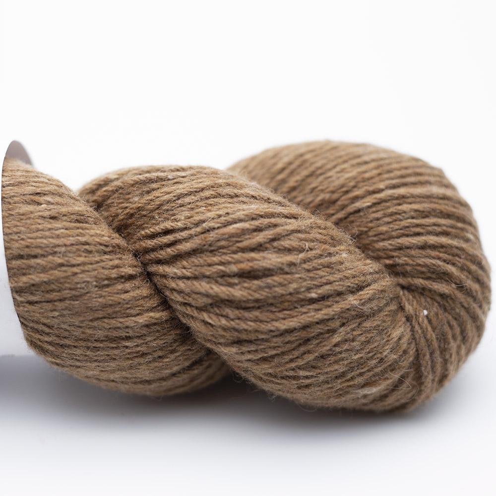 Kremke Soul Wool Reborn Wool recycled Dark Camel