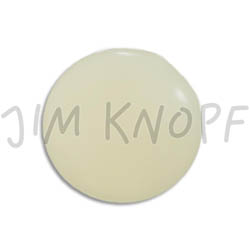 Jim Knopf Colorful buttons made from ivory nut 11mm Weiss
