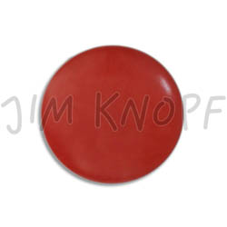 Jim Knopf Colorful buttons made from ivory nut 11mm Rot