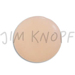 Jim Knopf Colorful buttons made from ivory nut 11mm Rose