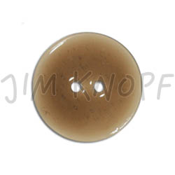 Jim Knopf Coco wood button like ceramics in several sizes Hellbraun