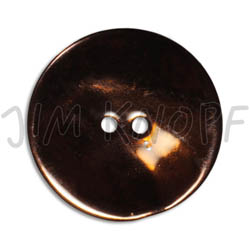 Jim Knopf Agoya shell button in different sizes Kupfer