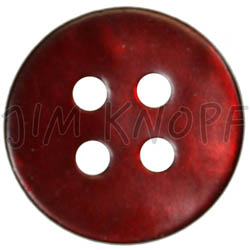 Jim Knopf Mother of pearl button in different sizes Bordeaux