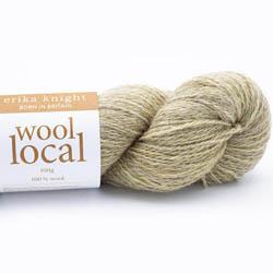 Erika Knight Knit Kits Wool Local Hat with pattern sleeves Ingleton English
