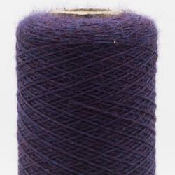 Kremke Soul Wool Merino Cobweb Lace 30/2 superfine superwash Dunkellila