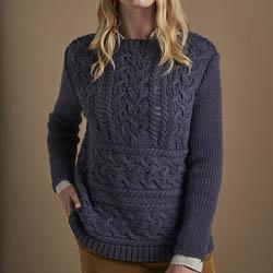 Erika Knight Printed patterns British Blue 100g discontinued designs Filey ENG