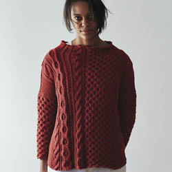 Erika Knight Printed patterns Gossypium discontinued designs Caravan Englisch