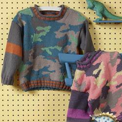 Erika Knight Printed patterns Gossypium discontinued designs Splash Englisch
