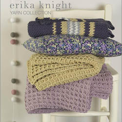 Erika Knight Printed patterns Gossypium discontinued designs Rhubarb Gossypium US English