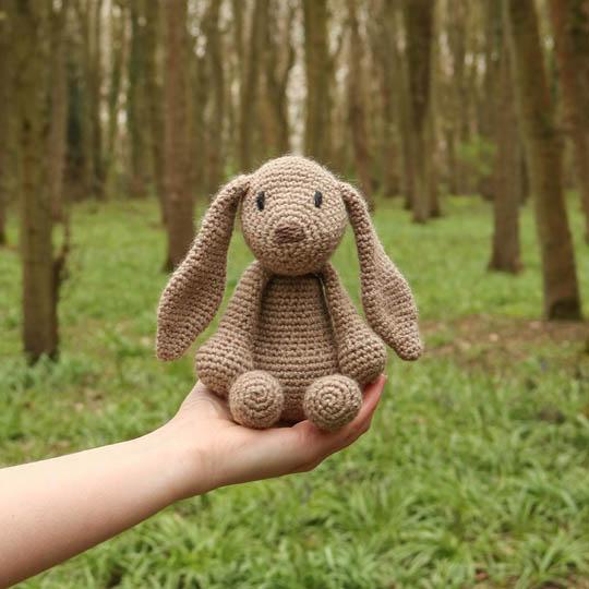 TOFT Emma Hare Emma Bunny