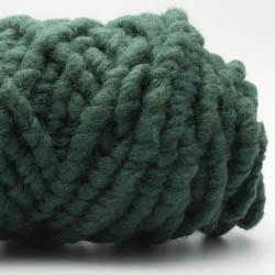 Kremke Soul Wool Rugby Rug Wool dyed Tiefdunkelgrün