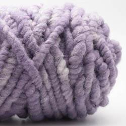 Kremke Soul Wool Rugby Rug Wool dyed Blassflieder